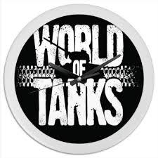 <b>Часы круглые из</b> пластика world of tanks #335670 от scrat29 ...