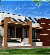 Small Picture Home Design Indian House Design Single Floor House 1 Floor House