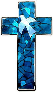 Stained Glass Cross Patterns