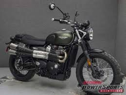 triumph scrambler for sale triumph motorcycles cycletrader com