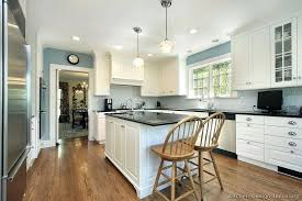 white kitchen walls cabinets blue with kitchens and h93 with