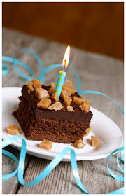 brownie birthday cake toffee brownie cake a farmgirls dabbles your t contains two cake flavors chocolate and vanilla