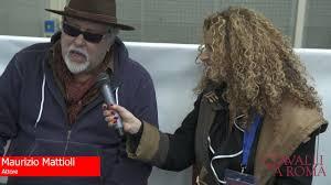 Cavalli a Roma 2018 - Intervista Maurizio Mattioli on Vimeo