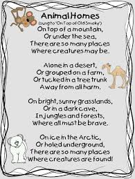 Small Picture 15 Animal Homes These Poems For Kids Are Funny and Sweetest15