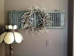 rustic wall decor ideas to turn shabby into fabulous luxury shutter window best shutters amp images on beautiful