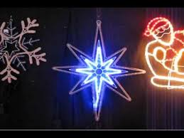 christmas rope lighting. LIGHTING DISPLAY - LED ROPE LIGHT STAR SPECIAL EFFECTS The Christmas Warehouse YouTube Rope Lighting