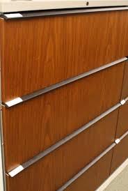 4 drawer wood knoll