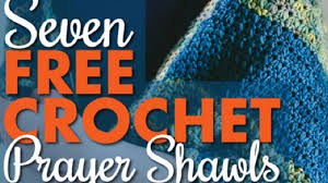 Free Crochet Prayer Shawl Patterns Enchanting Crochet Prayer Shawl Patterns The Crochet Crowd