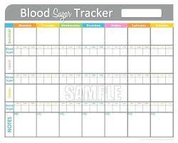 Diabetes Level Chart Pdf Trejos Co