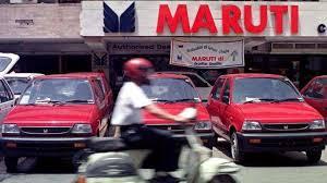 Maruti Suzuki Share Price Chart Have Maruti Suzuki Stock Here Is Why Investors Should Worry