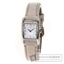 crystal watches stainless leather leather women