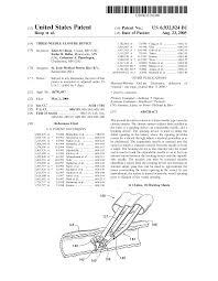 12) United States Patent (10) Patent No.: US 6,932,824 B1