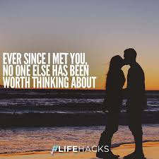 40 Cute Love Quotes For Him Straight From The Heart With Images Mesmerizing Romantic Quotes For Bf