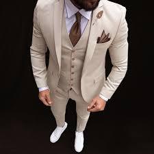 Latest Blazer Designs 2018 2019 Latest Coat Pant Designs Italian Men Wedding Suits 2018 Ivory Black Shawl Lapel Mens Suits With Pants Custom Made Tuxedo Suit Mx191118 From Pu05