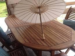wooden sun personal umbrellas x 30