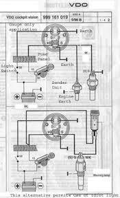 vdo tachometer installation instruction sheet altin sw tachometer wiring diagram wiring diagrams schematics