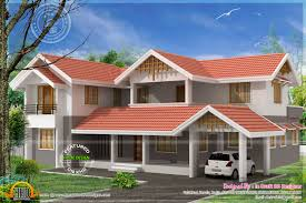 Kerala Home Design 3d 3d Home Design In 2860 Sq Feet Kerala Home Design And