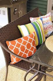 Outdoor Patio Pillows on Sofa Awesome Outdoor Patio Pillows