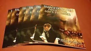 TRANSFORMATION POSSESSING GOD'S PROMISES PHILLIP FIELDS LIFE-COURSE STUDY  X6 | eBay