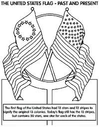 First American Flag Coloring Page 2019 Open Coloring Pages