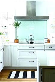 white kitchen cabinets glass backsplash glass for white kitchen green
