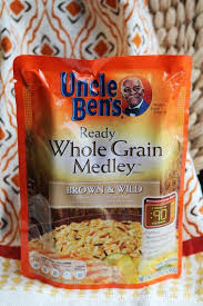 simple dinner prep with uncle ben s ready rice bensbeginners unclebenspromo