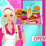 barbie makeup barbie dressup game cooking