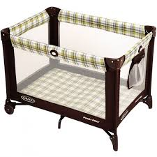 amazoncom  graco pack n play portable travel baby crib playpen