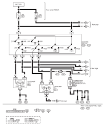 nissan wiring diagrams schematics wiring diagram 1993 nissan maxima wiring schematic diagrams