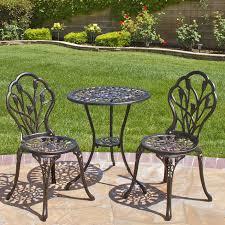 amazoncom patio furniture. Photo 5 Of Amazon.com: Best Choice Products Outdoor Patio Furniture Tulip Design Cast Aluminum 3 Piece Amazoncom E