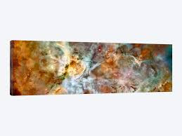 >carina nebula hubble space telescope canvas art print by nasa  carina nebula hubble space telescope by nasa 1 piece canvas wall art