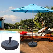 abble 48 5lbs free standing patio round