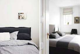wonderful bedroom design and decoration with white bedroom wall paint color modern black and white