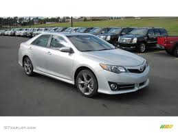 Toyota Camry 2013 Silver - image #229