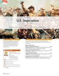 Imperialists Vs Anti Imperialists Venn Diagram American Imperialism Textbook Pdf