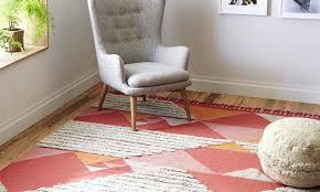 wool kilim rug art design rugs west elm tile