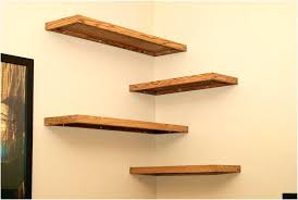 Oak Corner Shelves Wall Mount Amazing Corner Wall Shelf Unit Corner Wall Shelf Unit Image Of Wall Corner