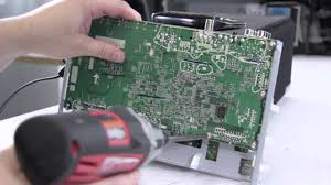 lg tv hdmi board replacement. mitsubishi toshiba samsung dlp tv repair no picture hdmi no vga - diy main board replacement youtube lg tv hdmi
