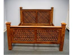Indian Wooden Storage Bed Wooden Double Bed Wooden Beds from