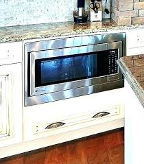 Awesome Microwave Oven Under Cabinet Mount  Ovens Dimensions B32