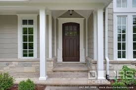 residential front doors craftsman. Excellent Front Doors Wood Doors. Custom Stile And Rail Residential Craftsman A