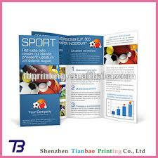 What Is A Pamphlet Sample Custom Advertising Paper Pamphlets Sample Design Buy Advertising