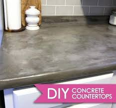 easy concrete countertops apartment weekender concrete easy concrete