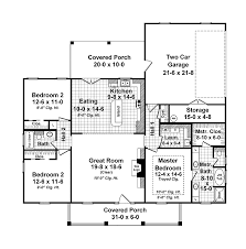 112 Best House Plans Images On Pinterest  Country House Plans Country Style Open Floor Plans