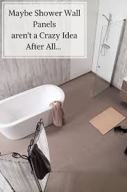 Urban House Design Vinyl Wall Panels Grout Free Shower And Bathroom Wall Panels 5 Reasons To