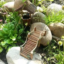 fairy garden bridge fairy bridge fairy furniture fairy accessor