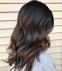 Dark Hair With Light Brown Streaks 50 Dark Brown Hair With Highlights Ideas For 2020 Hair Adviser