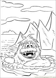 Small Picture Rudolph 33 Coloring Page Free Rudolph the Red Nosed Reindeer