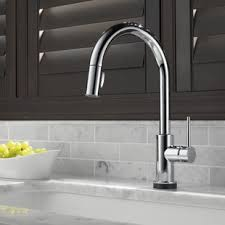 Touch kitchen faucets Bronze Quickview Wayfair Touch Kitchen Faucets Youll Love Wayfair