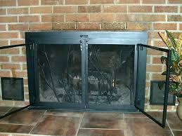 glass for fireplace door fireplace fireplace door glass custom doors screens steps to install and custom glass for fireplace door